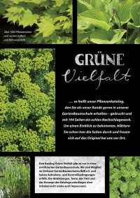 Grüne Vielfalt Katalog 2019